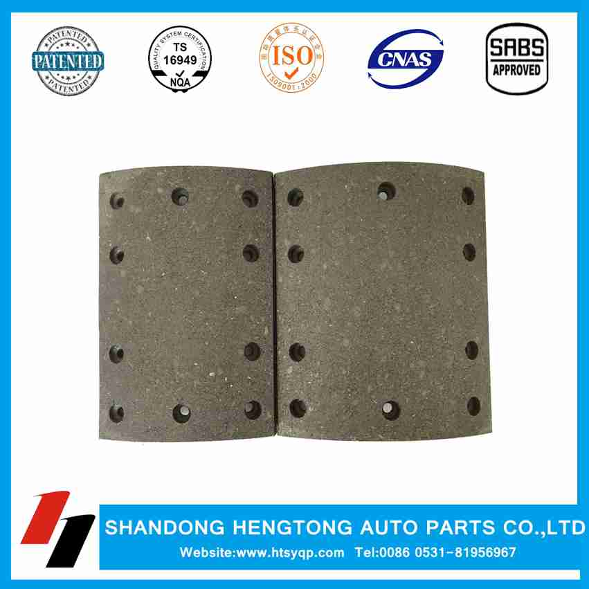 China brake lining supply