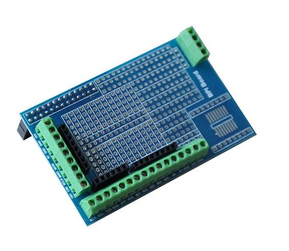 Banana pi Prototyping Pi Plate ,can use on raspberry pi