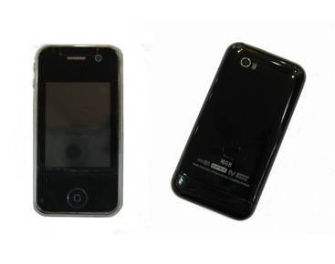 Dual SIM Card & Dual Standby M6 With JAVA
