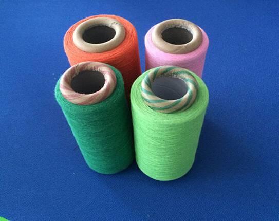 80% acrylic 20% wool yarn for hand knitting
