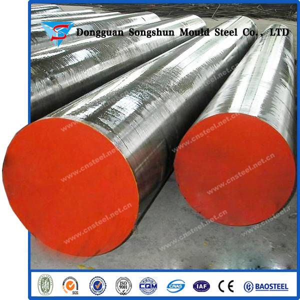 Forged AISI 4340 Steel, EN24 Steel Round Bar