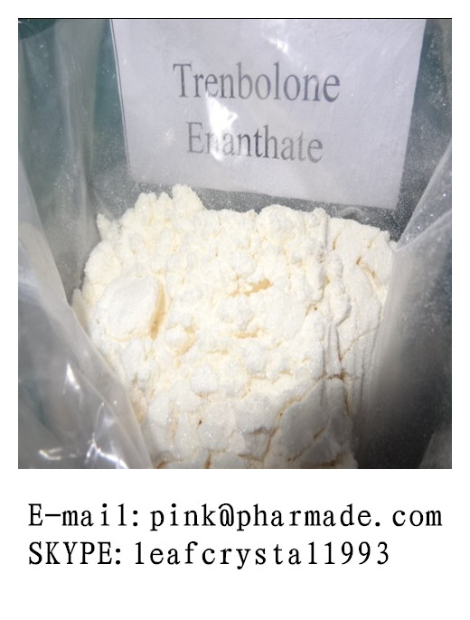 Muscle Gain Injectable Steroids Trenbolone Enanthate 100mg/200mg