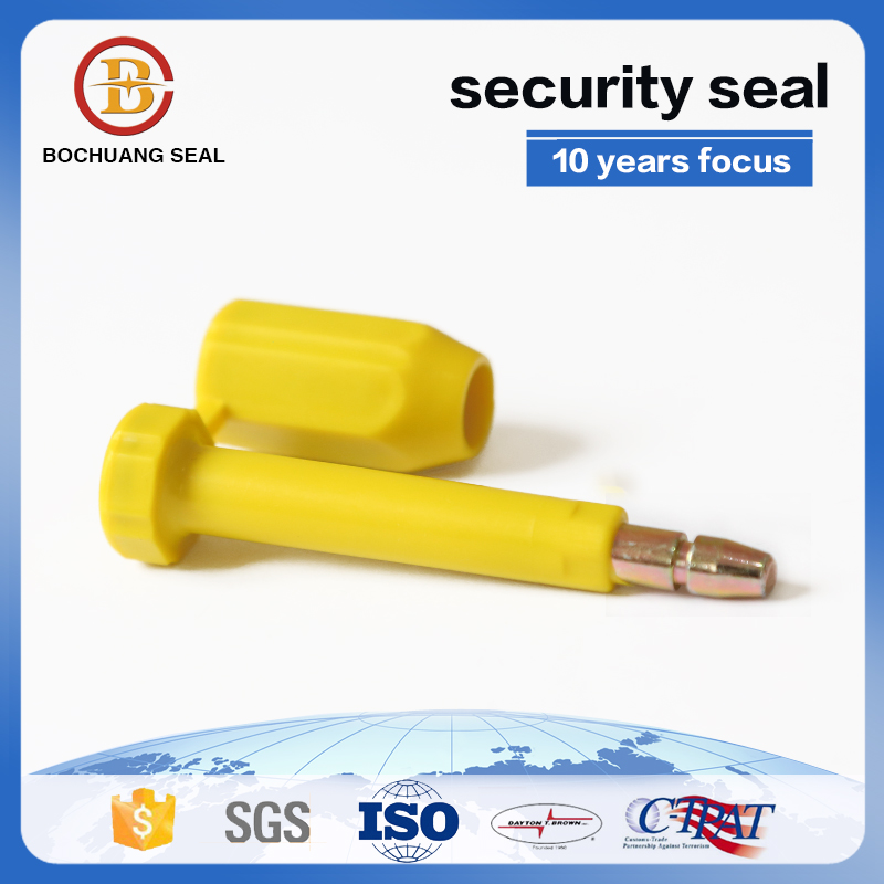 7mm tamper proof disposable mechanical seal B304