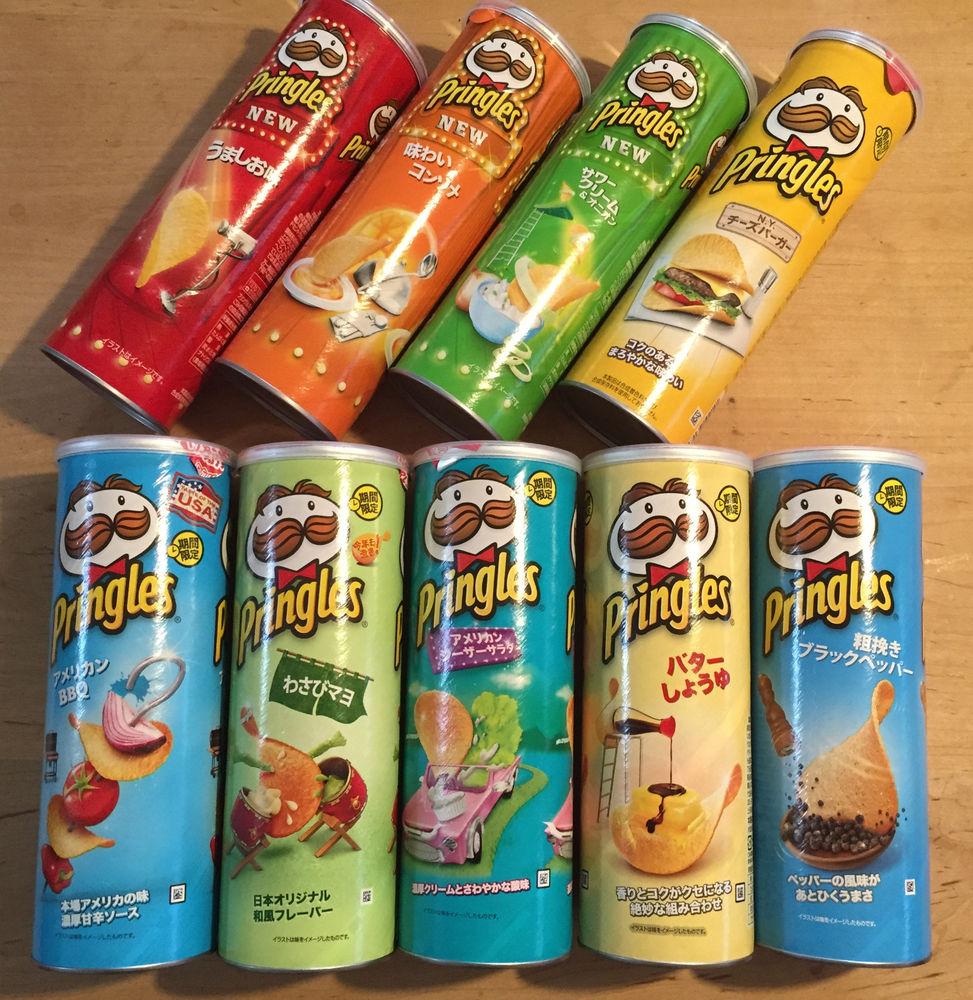 Pringles (GMO Free) 110g/ 169g, Roca Almond 24g/822g/1190g, Weet-Bix 1.4Kg