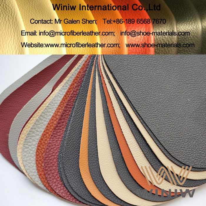 PU Microfiber Leather for Car Seat Cover