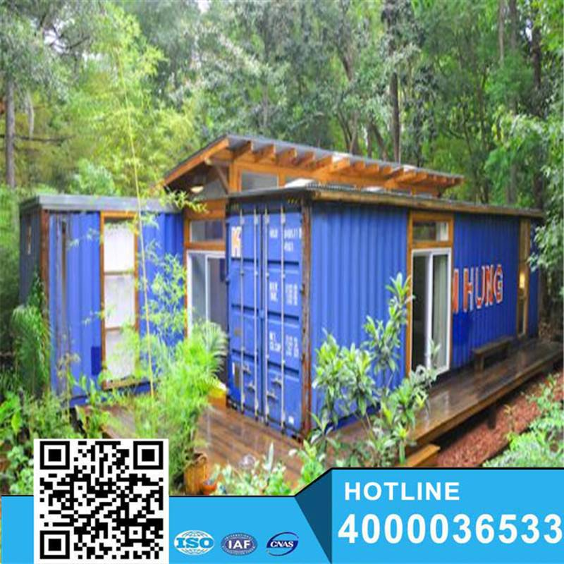 Steel 40ft Used Cargo Containers