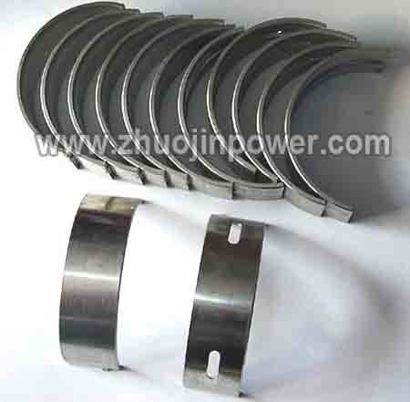 Dongfeng Cummins Diesel 6L8.9 Con-rod Bearing 3966244 Connecting Rod Bearing