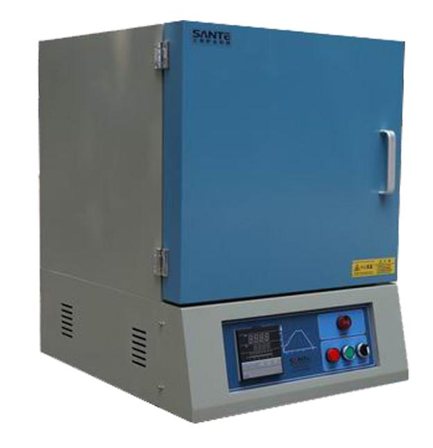 High Temperature heat treatment melting chamber electric muffle furnace