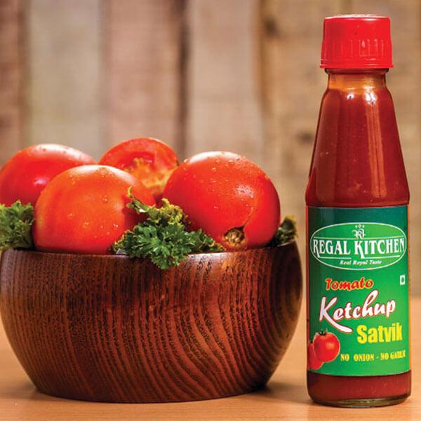 Tomato Ketchup Satvik - 200gm