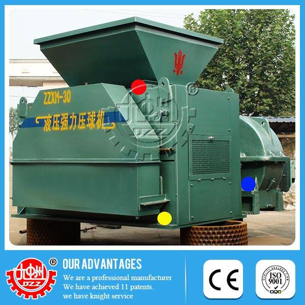 First-class quality High-efficiency carbon powder briquetting machine