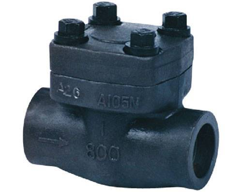 CLASS 800,900~1500 FORGED SWING CHECK VALVE
