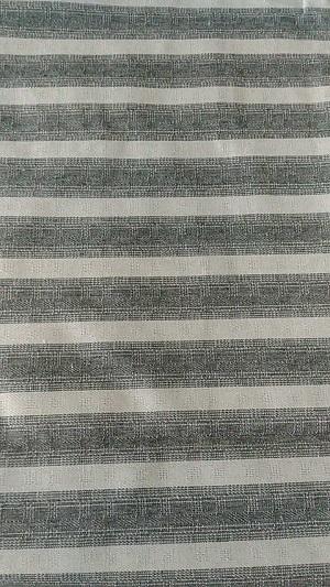 cotton linen in strip
