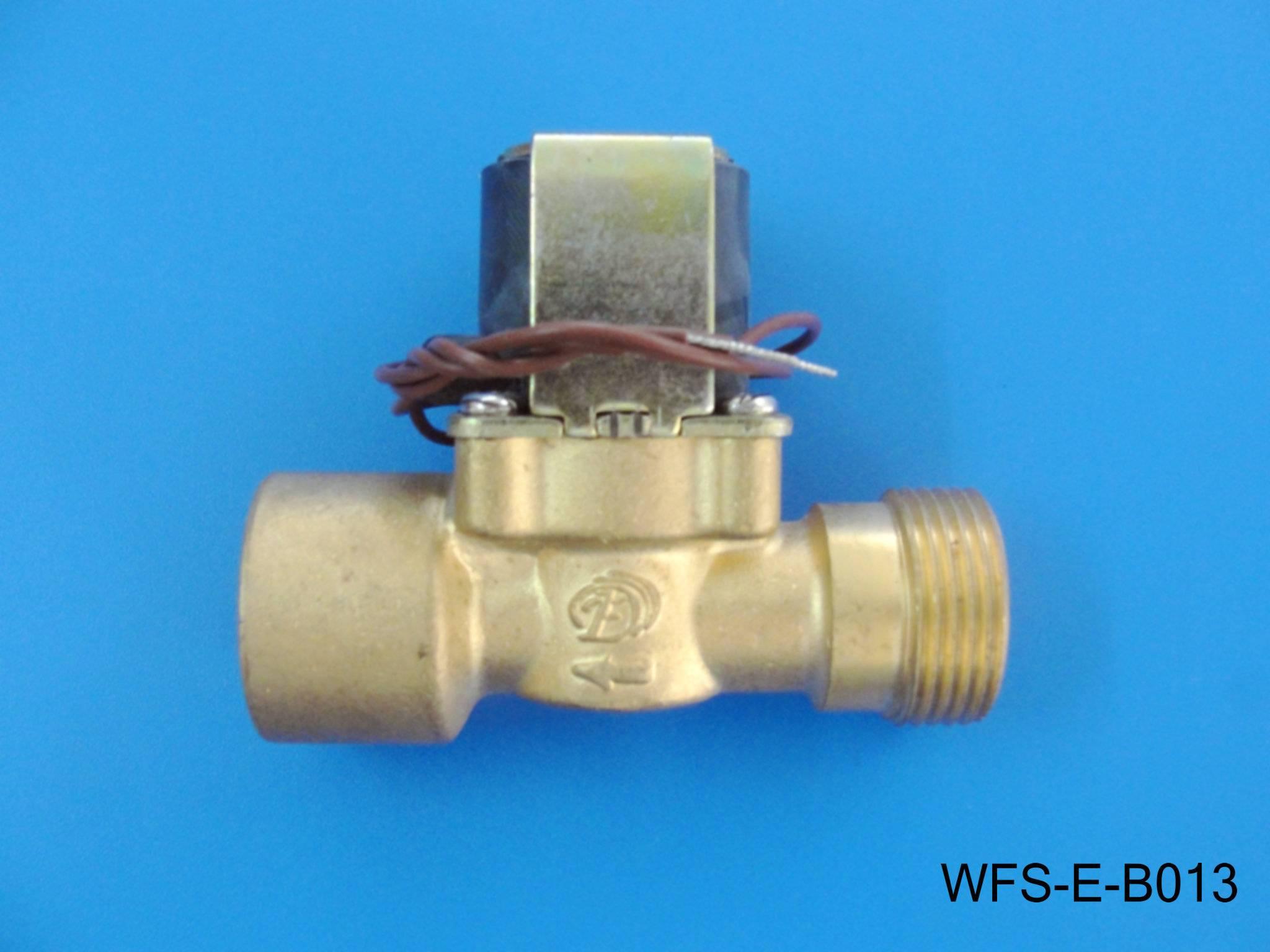 High temperature resistant all copper solenoid valve WFS-E-B013