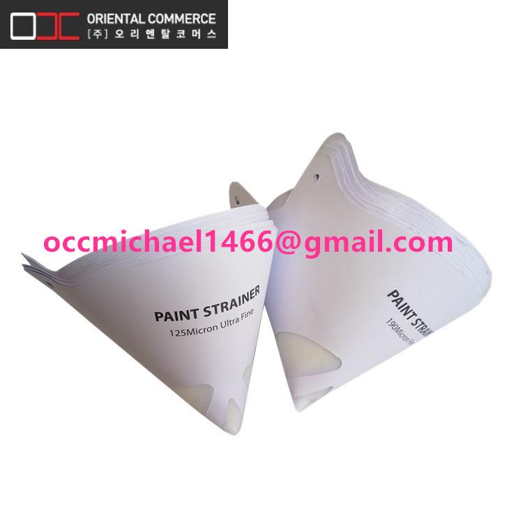Paint Paper Strainer