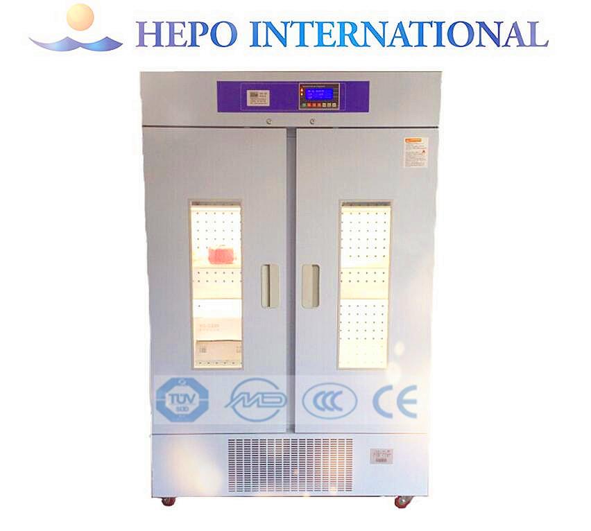 Temperature & Humidity & Lighting Incubator