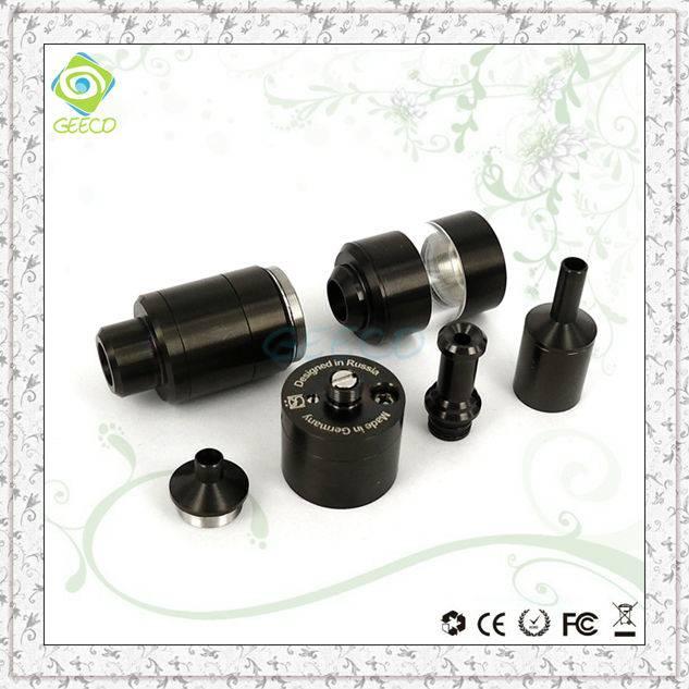 Geeco mechanical clone adjustable atomizer kayfun lite atomizer dripper vaporizer digital