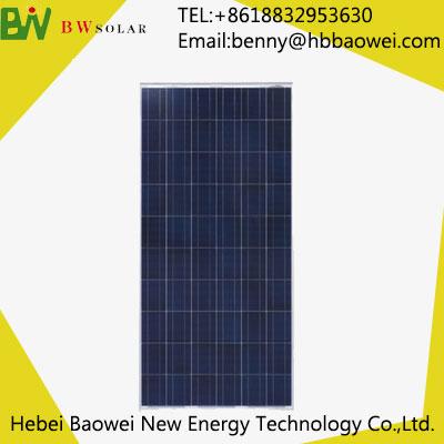 BAOWEI-250-60P Polycrystalline Solar Module