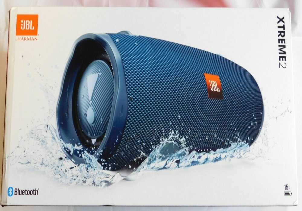 JBL Xtreme 2 Wireless Waterproof Portable Bluetooth Speaker Extreme