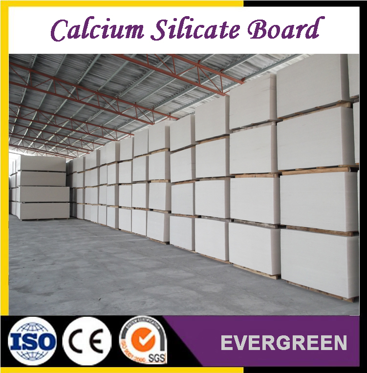 Waterproofing materials Calcium Silicate Boards