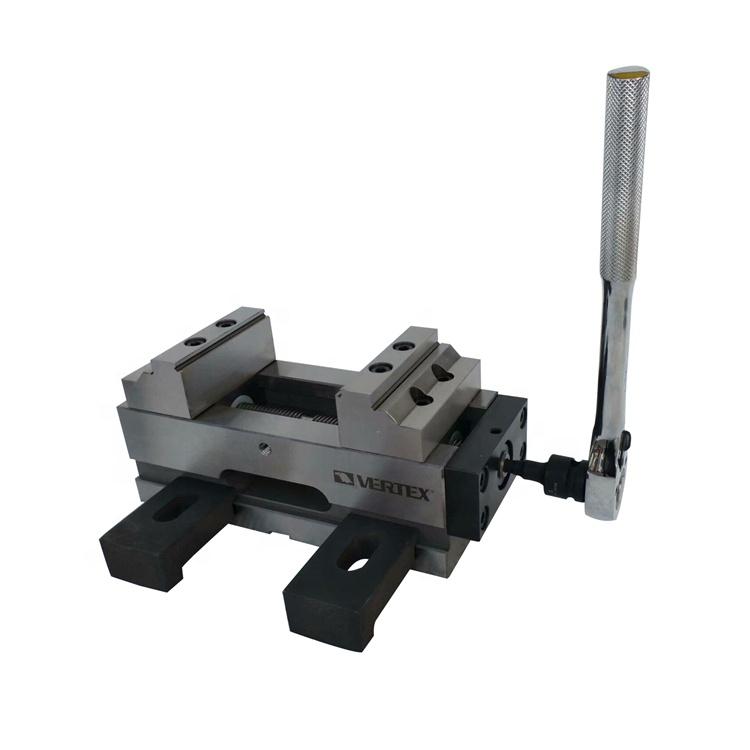 VERTEX Self Centering Vise VCV-0611 VCV-1090 VCV-10130 For 5 Axis Vise Machine CNC Mechanical Vise