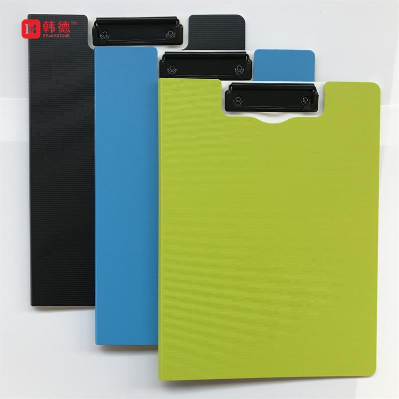 Factory Direct hot selling Stationery OEM PP Foam File Folder a4 Vertical Clipboard Folder