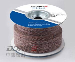 Kynol Fibre Braided Packing(Novoloid Fiber Braided Packing)