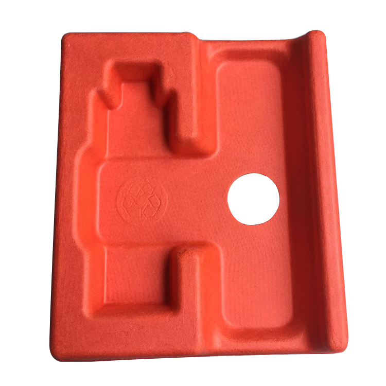 Professional recycled paper pulp tray oem,pulp inner tray,pulp package trays