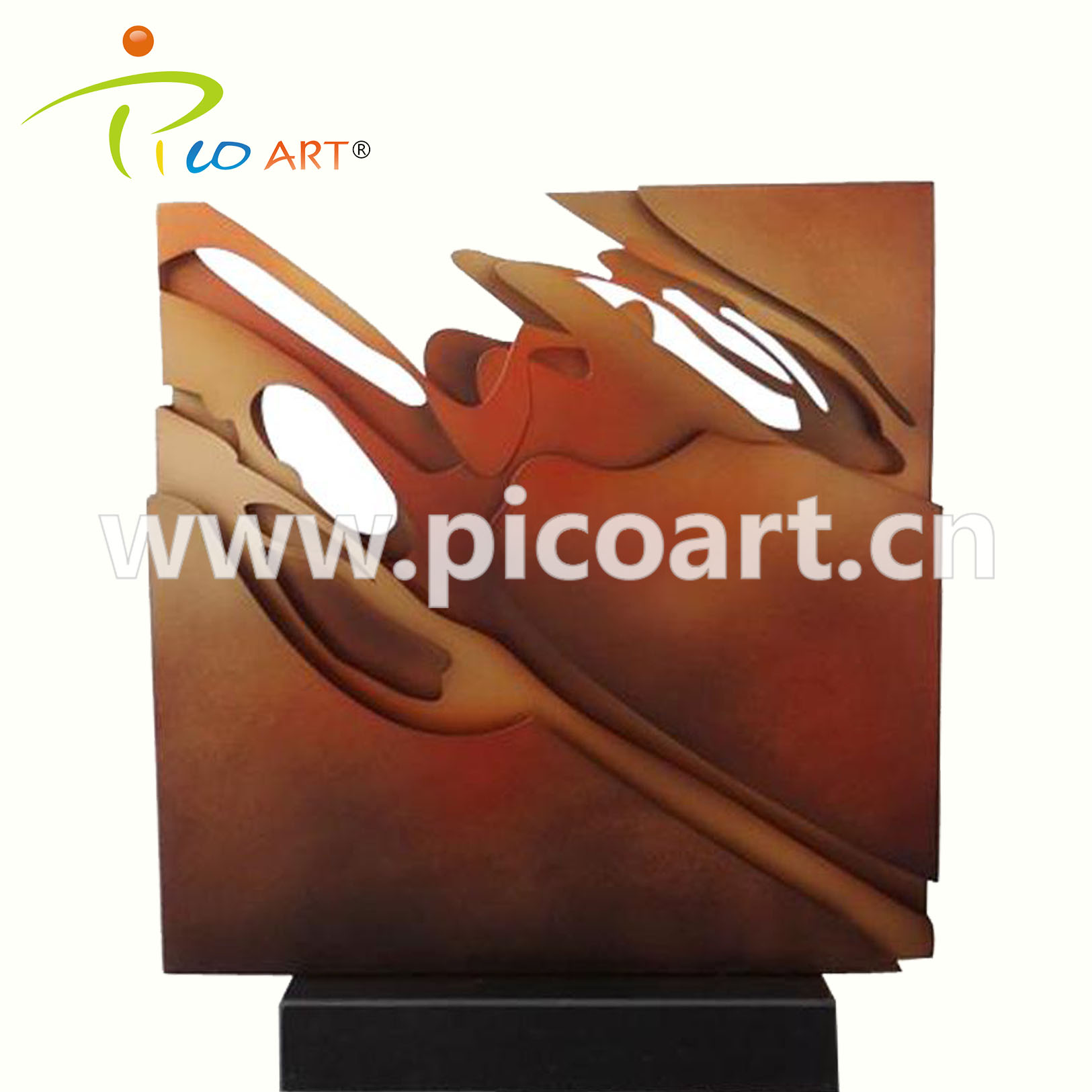 Hot Sale Abstract Metal Welded Sculpture for Home Decorative Art Craft