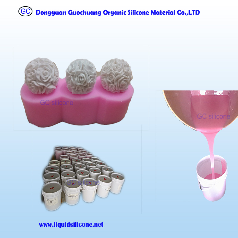 Wholesale rtv 2 liquid moulding silicone for soap molds