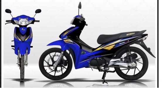 Nlightweight motorcycle (250cc)