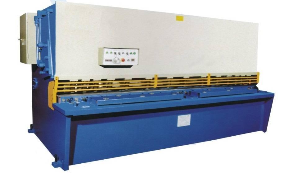 QC12Y-12/3200 Hydraulic Swing Beam Shearing Machine