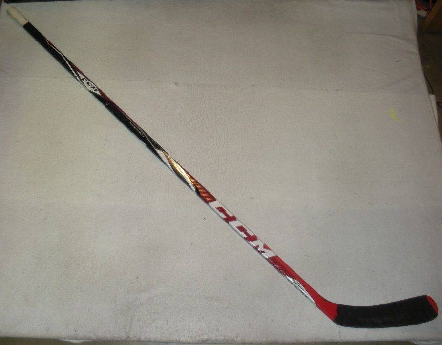 Used Vincent Lecavlier CCM RBZ Superfast Pro Stock Composite Hockey Stick Vinny