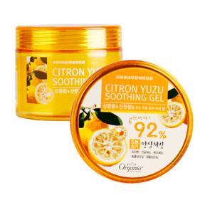 Citron yuzu soothing gel(300g)