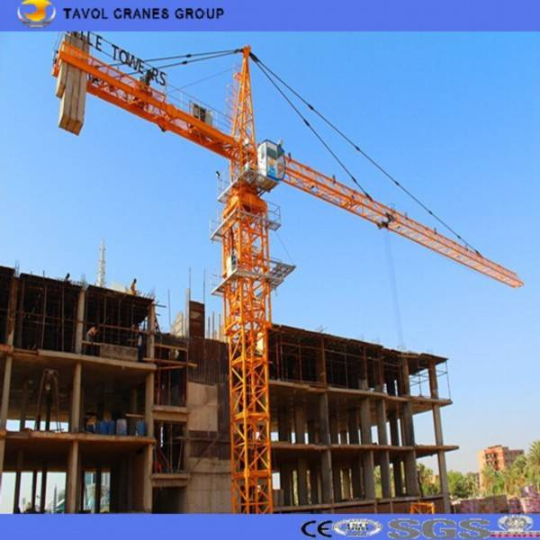QTZ5008 Workshop Building Shandong Topkit Tower Crane