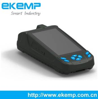 Biometric Data Collector with High Quality Fingerprint Capture