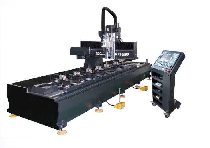 Ezletter CNC Center-AL Series