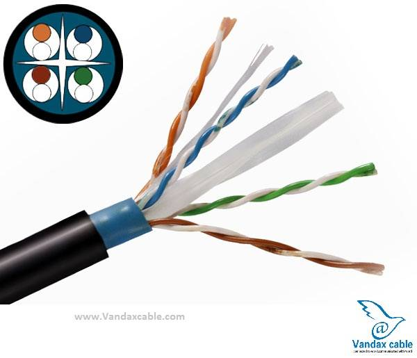 FTP CAT6 lan cable 305m/roll