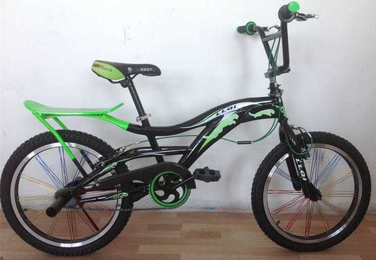 BMX handlebar black cool 20 inch freestyle bike