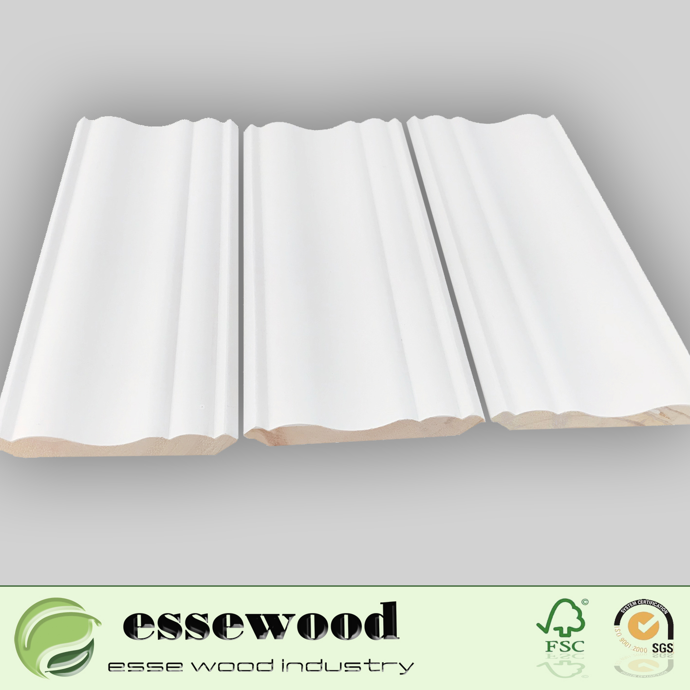 Customized Wholesale Best Quality Wood Moulding Ceiling Moulding