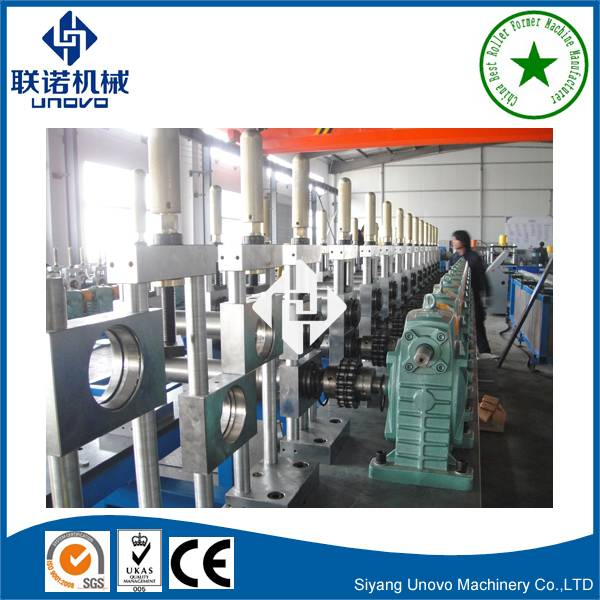 Chinese manfacturer cable tray roll forming machine