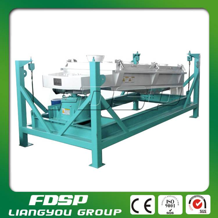 Fertilizer Plant Use Rotary Screener for Screning Grading