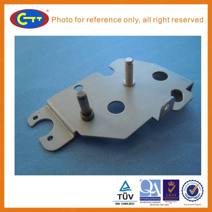 sheet metal fabrication, custiomzied aluminum enclosure for eletronics device chassis