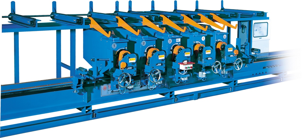 Automatic Bending Line ( Model Number : TAB-HD25A )