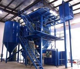 gypsum powder machinery and equipment