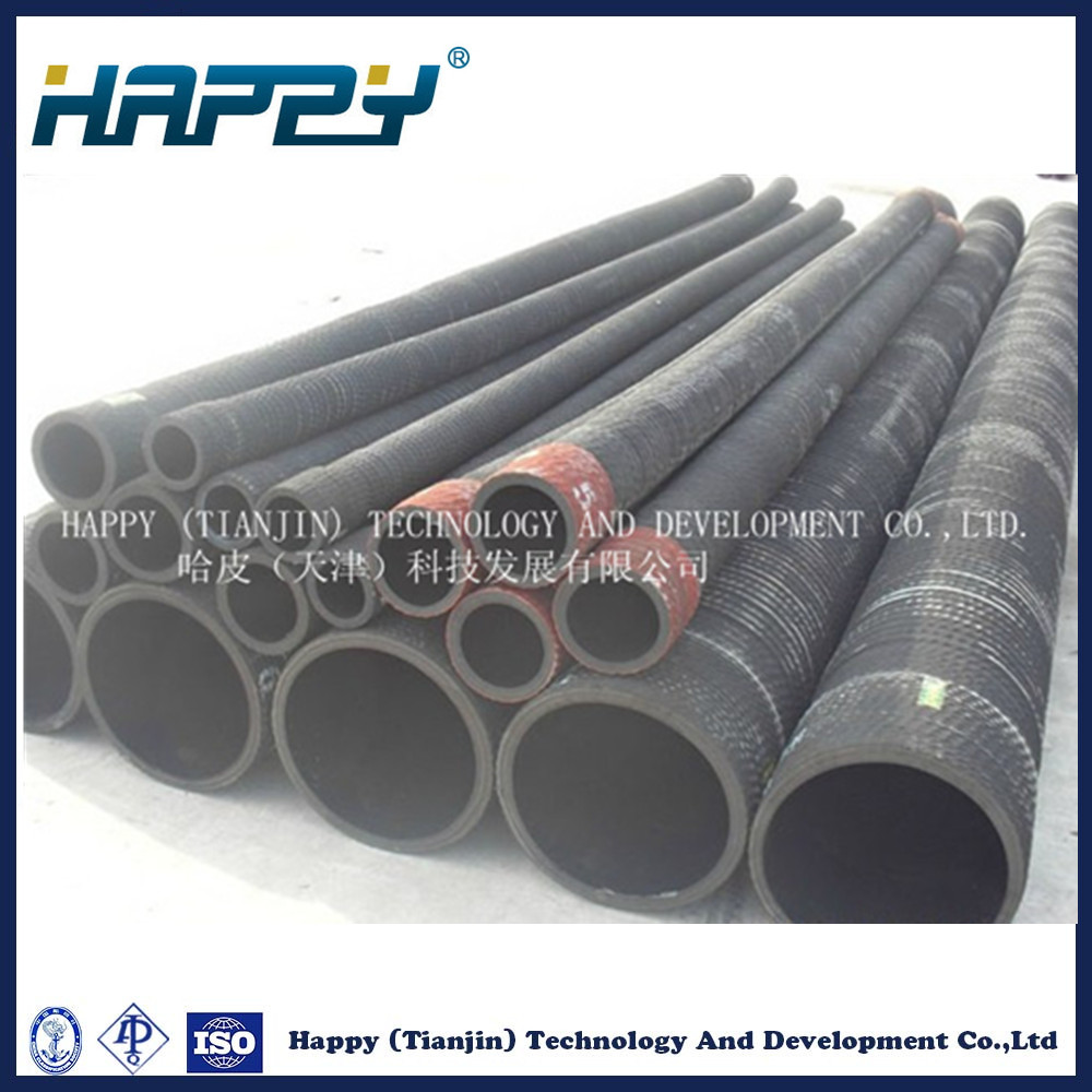 Multipurpose Industrial Water/Oil Suction Discharge Rubber Hose