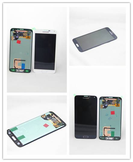 For Samsung  S5 LCD display assembly