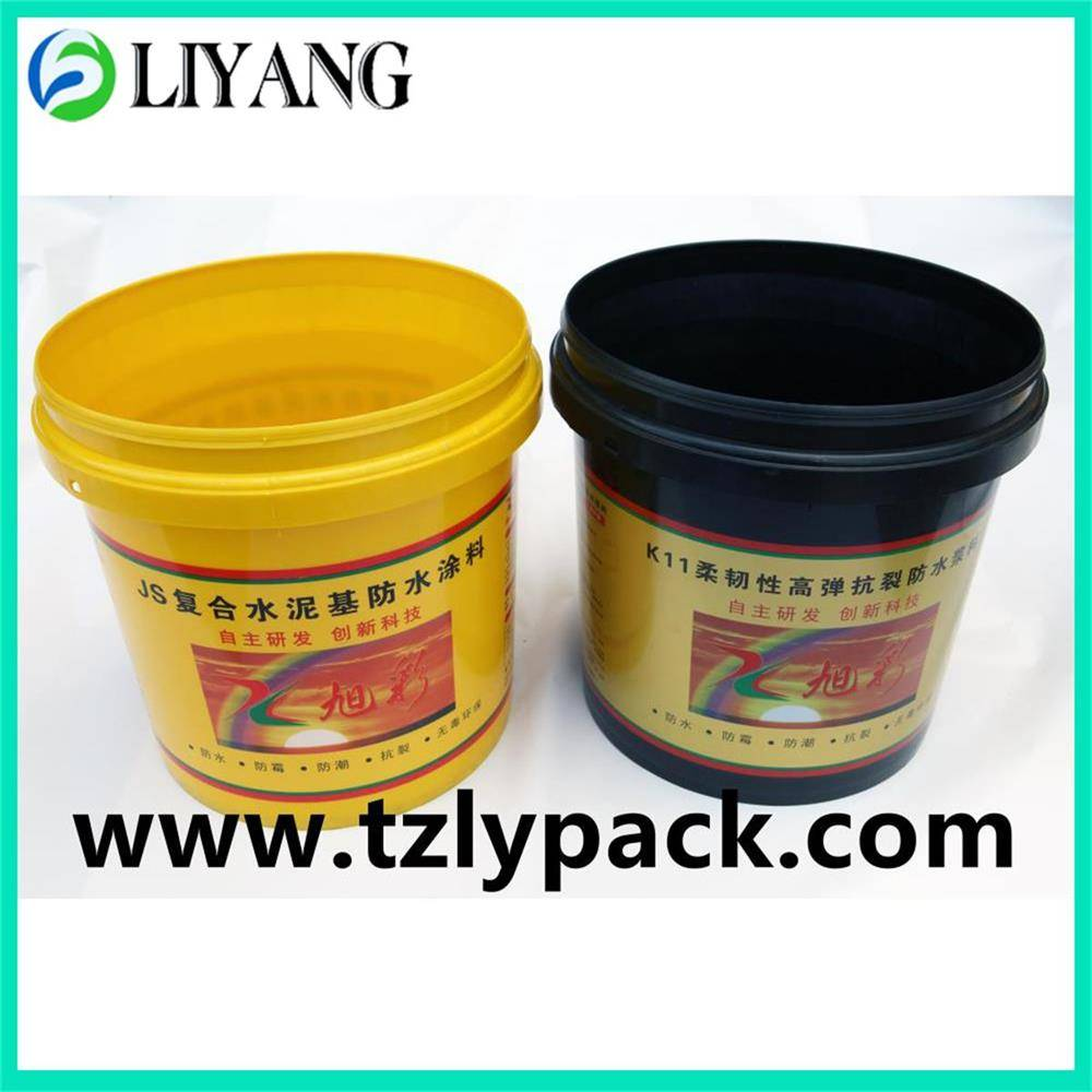 Heat transfer, heat transfer film for plastic, bucket