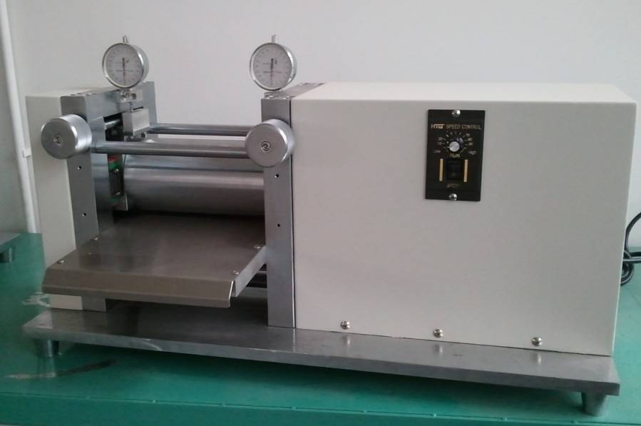 Battery Electric Rolling Pressing Machine for Lab