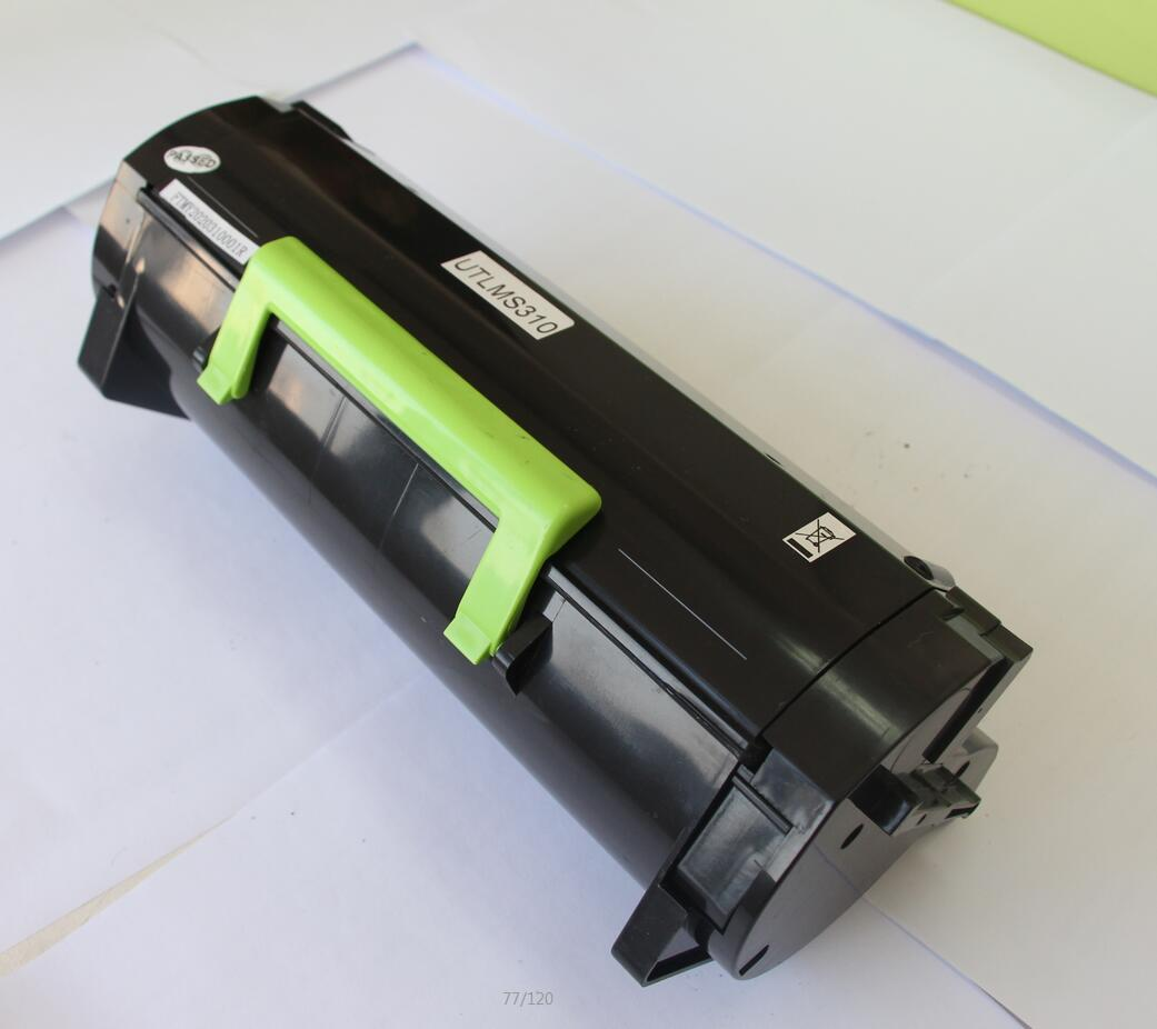 MS310 Printer Toner Cartridge Compatible for Lexmark