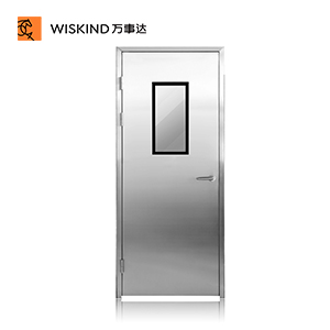 304 ss Steel Cleanroom Door for Food Factory with ISO9001